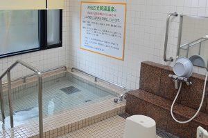 ケアハウス 浴室